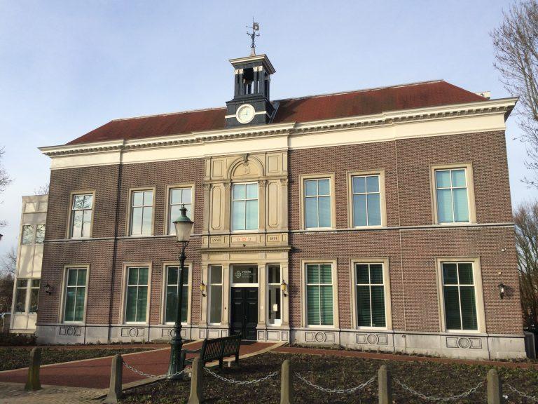 Oud gemeentehuis Moordrecht