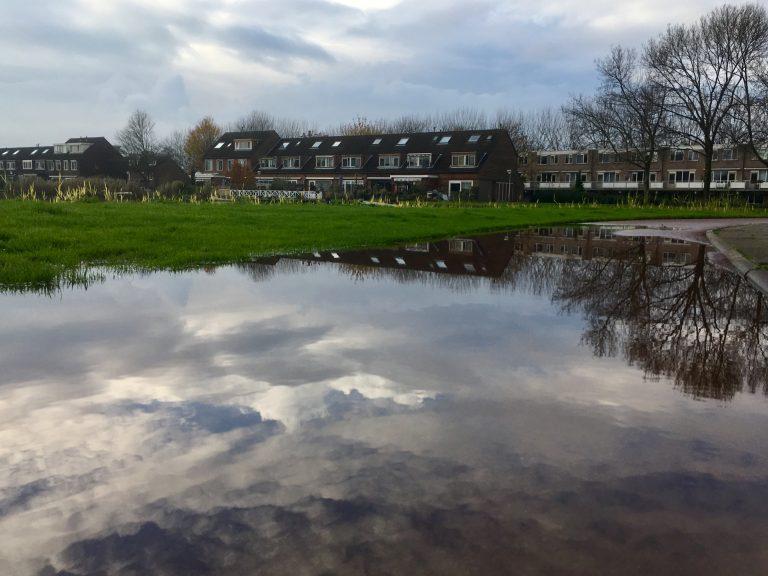 Water in de Kleinpolder