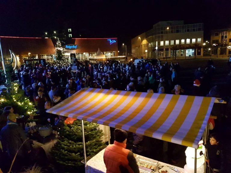 Midwinterfeest op 22 december op Raadhuisplein Nieuwerkerk aan den IJssel
