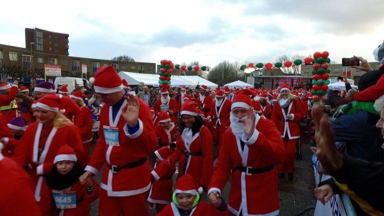 Voorbereidingen voor de Santa Run zijn begonnen, inschrijving geopend.