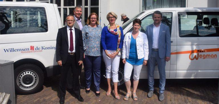 VVD Zuidplas stelt vragen over kosten leerlingenvervoer (+video)