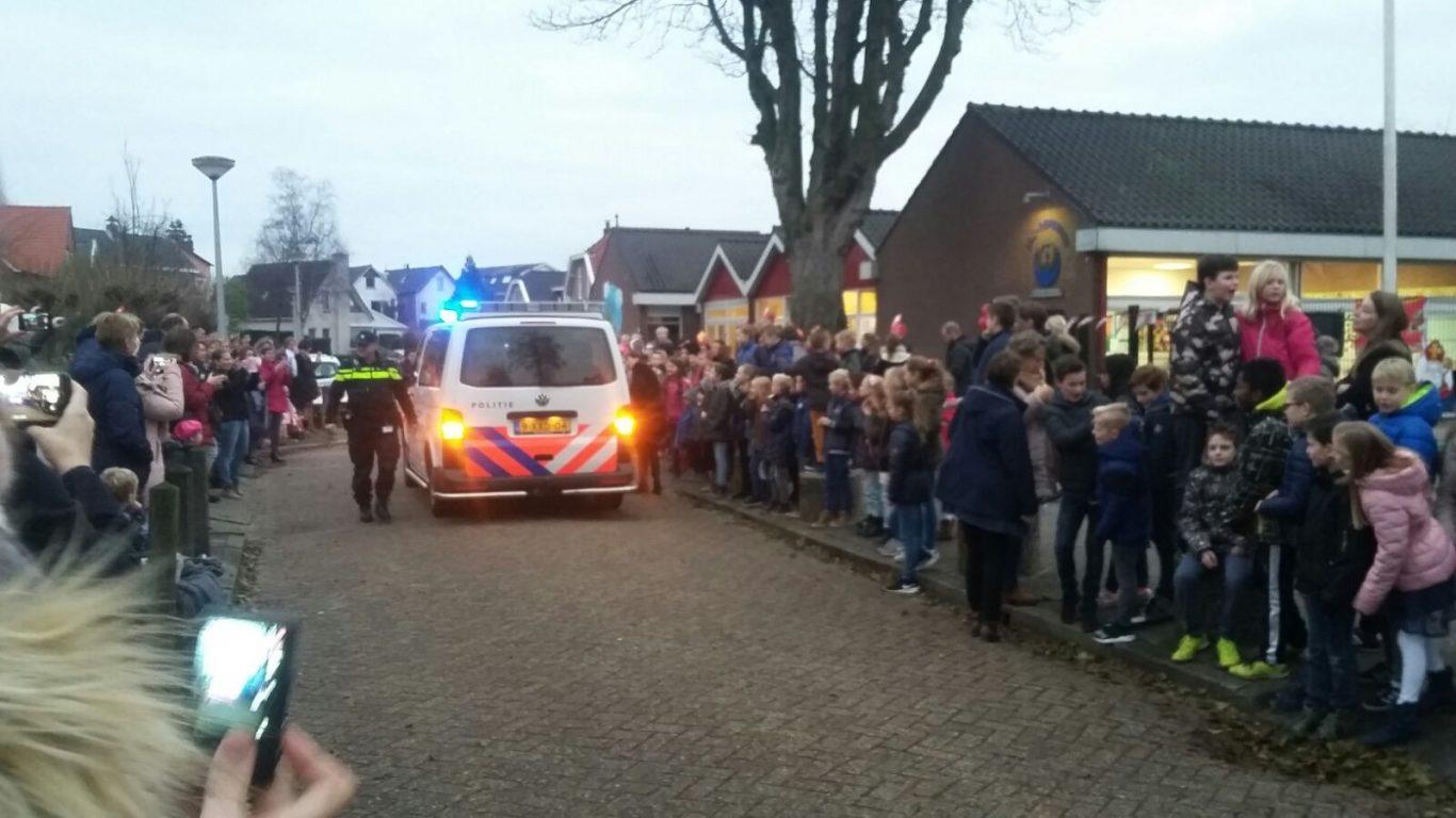 Sint Nieuwerkerk 5 december Rehobothschool
