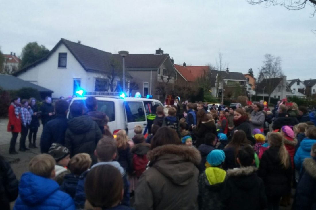 Sint 5 december Nieuwerkerk