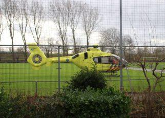 Traumahelikopter Nieuwerkerk