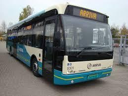 Bussen Arriva zijn gestopt met rijden