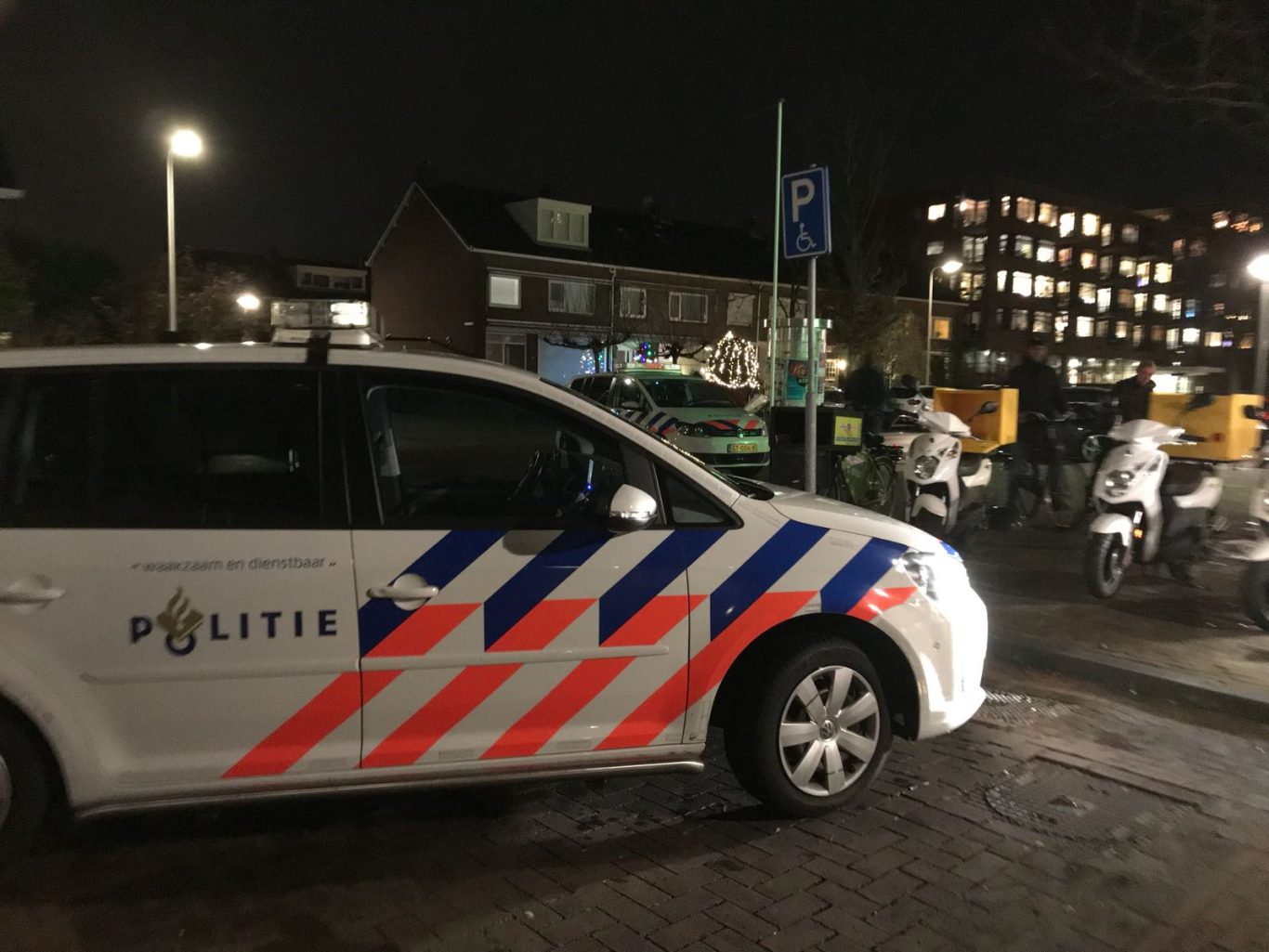 Overval Nieuwerkerk