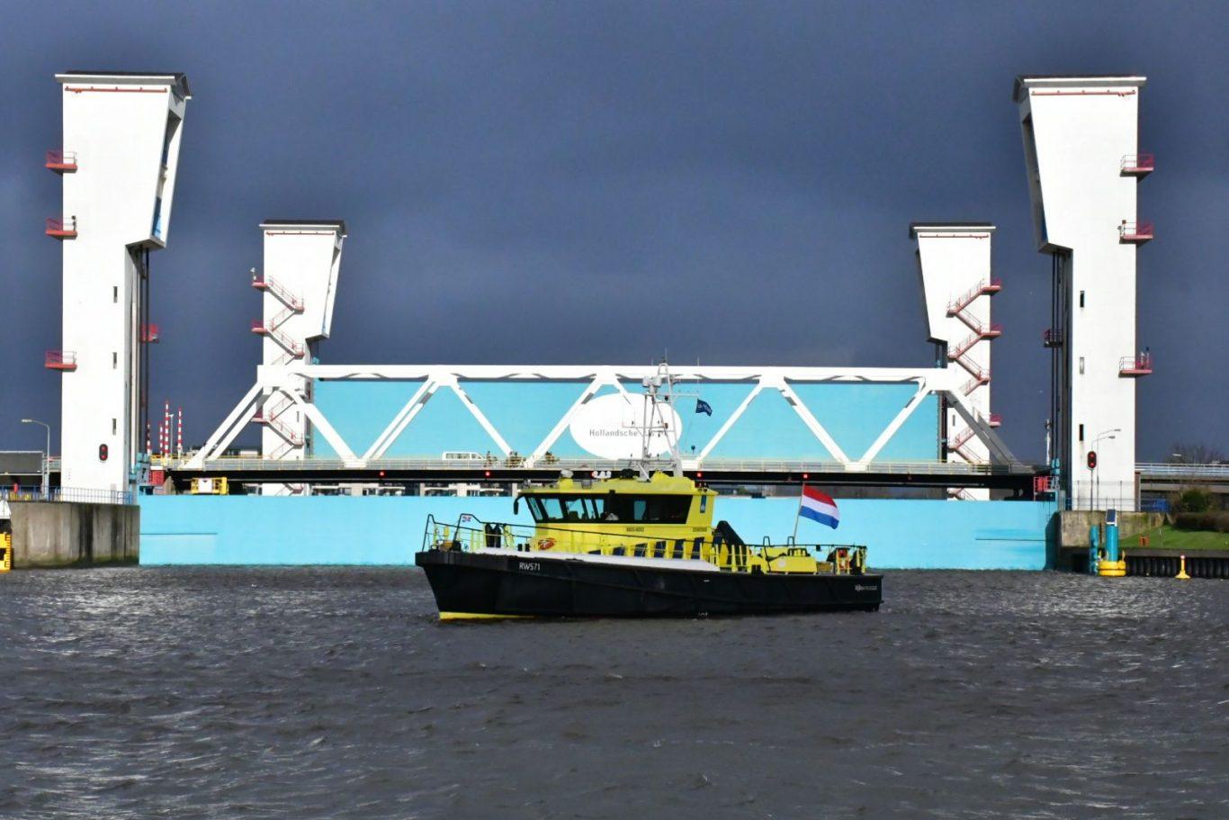 Hollandsche IJsselkering dicht