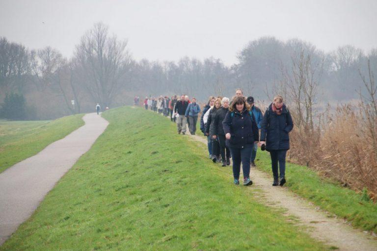 IJsclub Zevenhuizen is klaar voor de start van de Snerttocht