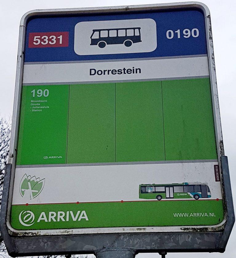 Gemeenteraad spreekt over de toegankelijkheid van bushaltes in Zuidplas