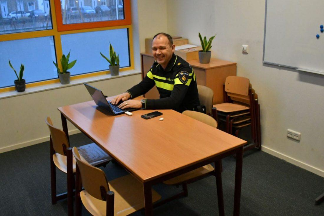 Ruud Danens wijkagent Moordrecht