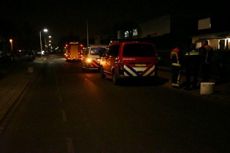 """Hulpdiensten weer lang bezig met """"hele speciale brandweerman"""" in Moordrecht"""