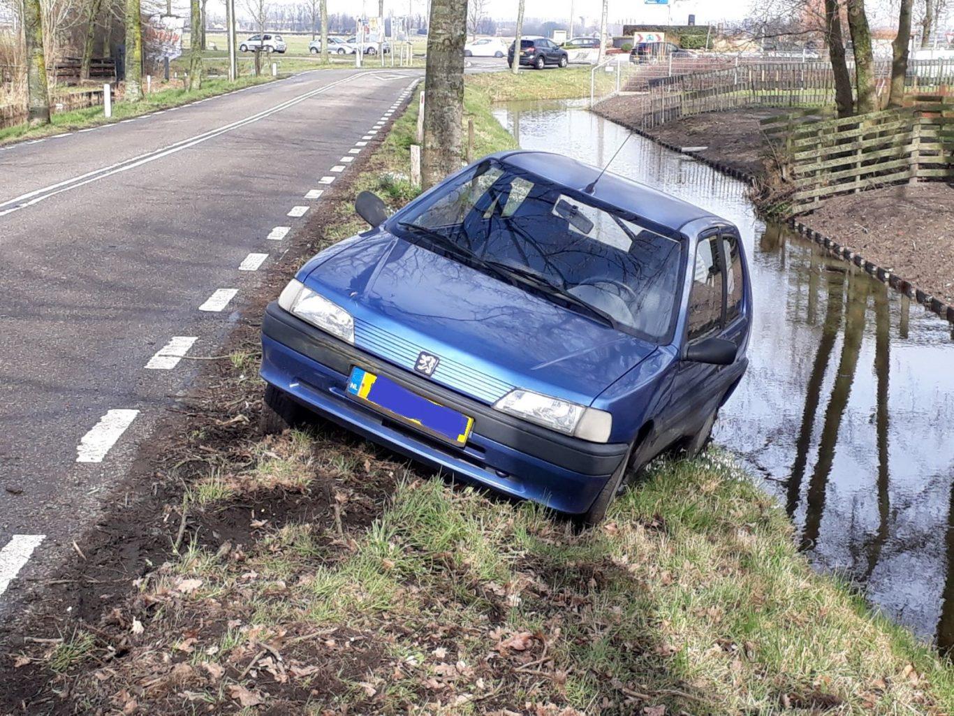 Ongeval Middelweg Moordrecht