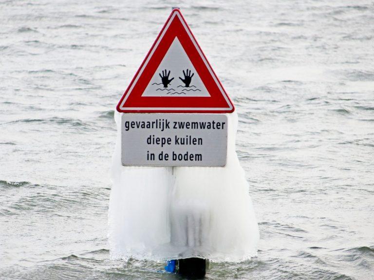 Zwemwaterseizoen ten einde voor ODMH : geen controles kwaliteit zwemwater meer tot 1 mei