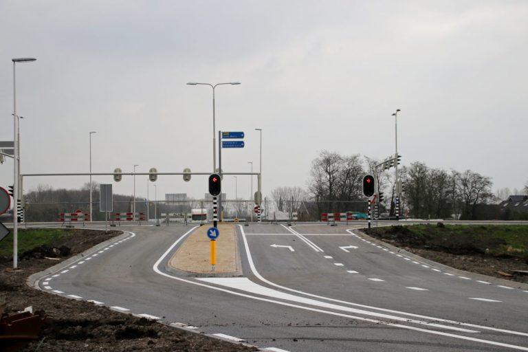 Aansluiting Doelwijk op Moordrechtboog aankomende week open