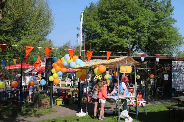 Speeltuin de IJsselkids viert 10 jarige verjaardag
