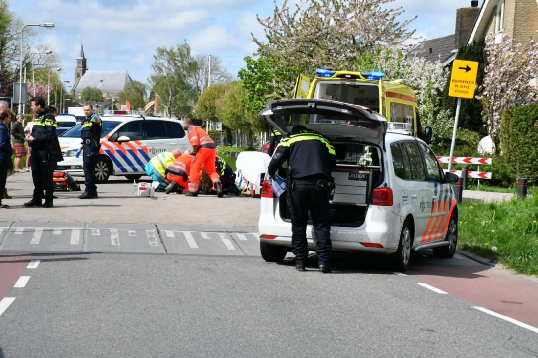 ongeval bredeweg 25 april
