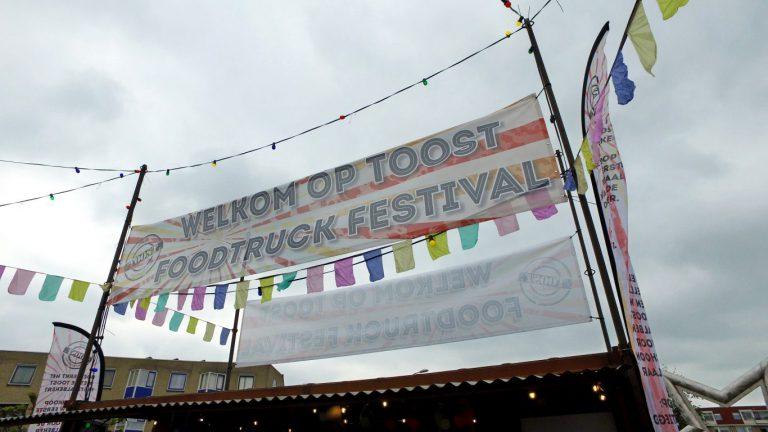Jonge vrijwilligers en mantelzorgers in het zonnetje gezet tijdens Foodtruck Festival