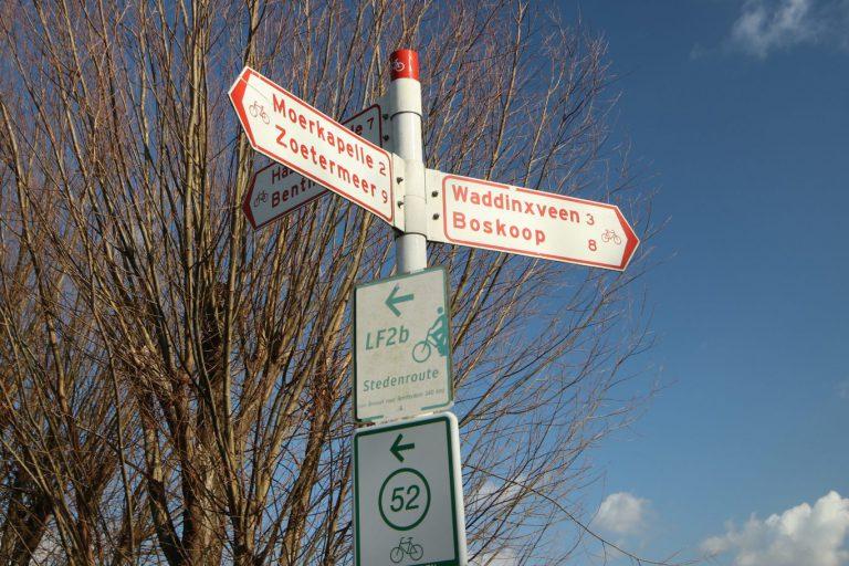 Provincie wil meer aandacht voor fietsen in Zuid Holland