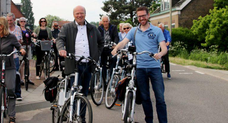 Open molendag bij Windlust met nieuwe fietstroute Zuidplaspolder