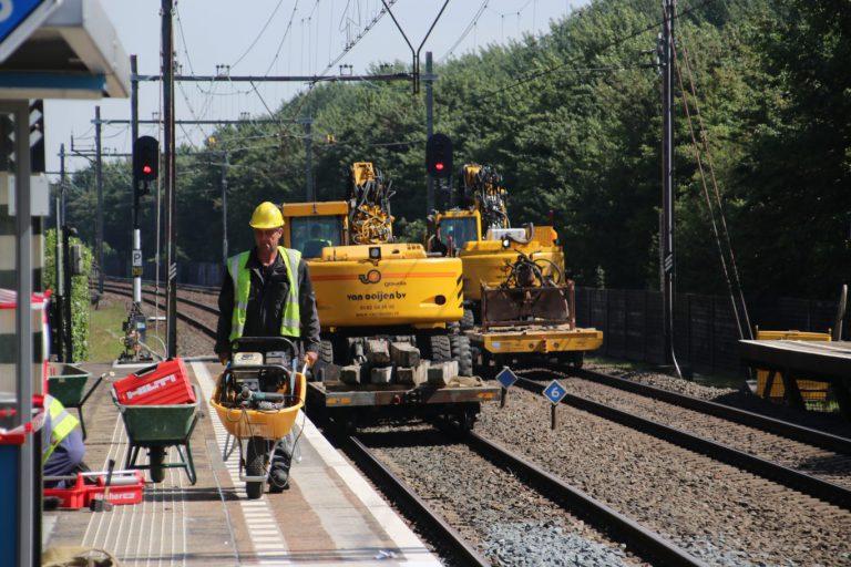 Geen treinen op zaterdag en zondag naar Rotterdam en Gouda – Spoorweglaan hele weekend afgesloten