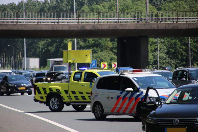 Waarschuwing van Rijkswaterstaat : Mogelijk meer dieren langs de weg door weinig verkeer