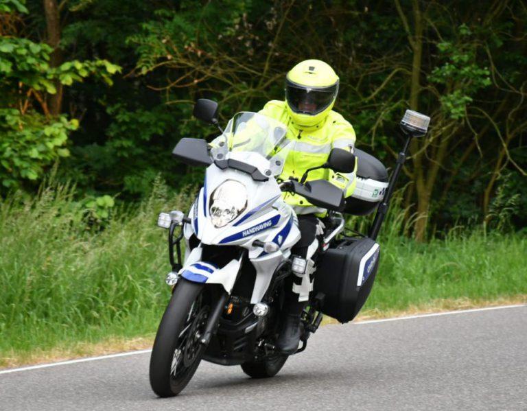 Handhaving gemeente Zuidplas slagvaardiger met nieuwe motorfiets