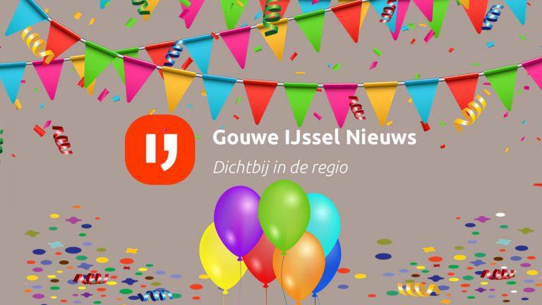 Gouwe IJssel Nieuws viert eerste verjaardag met ruim 500.000 bezoeken