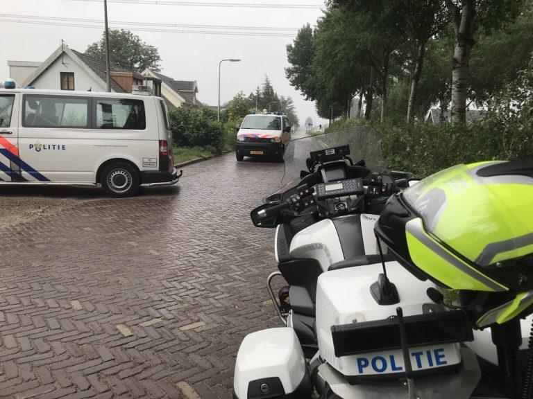 Onbewoond pand in Nieuwerkerk mogelijk doel van kraakpoging