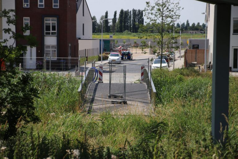 Analyse : Fietsbrug probleem Westergouwe door uitsluiten waterschap