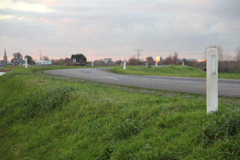 Lengte eenrichtingsverkeer Groenendijk helemaal tot aan Capelle