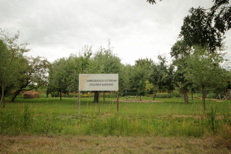 Open dag bij het imker vereniging Ambrosiusgilde
