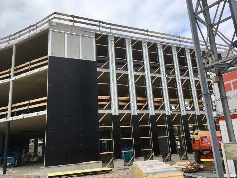 Rondleidingen op de bouwplaats nieuw gemeentehuis