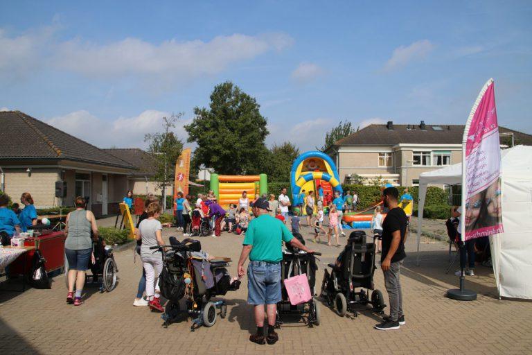 Feest bij kinderboerderij IJsselhage voor iedereen