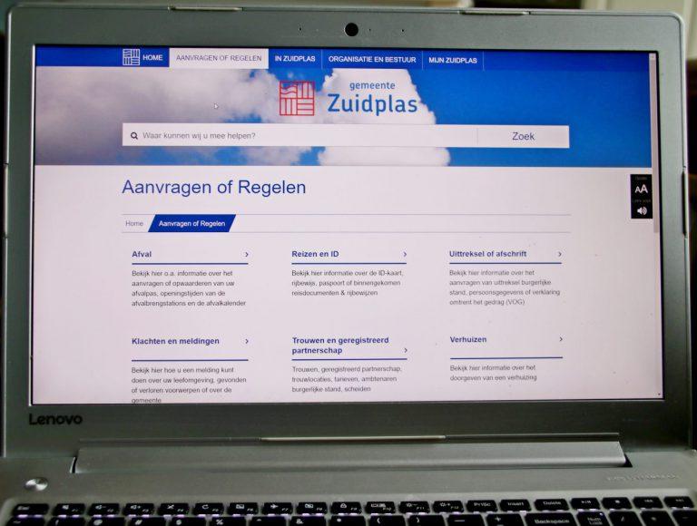 Bibliotheek start cursus over de digitale overheid