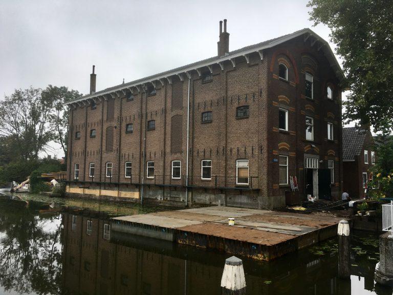 Verbouwing voormalige maalderij