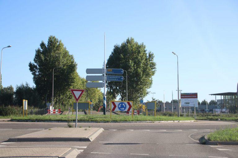 Nachtafsluitingen N207 tussen ´t Weegje en Westergouwe