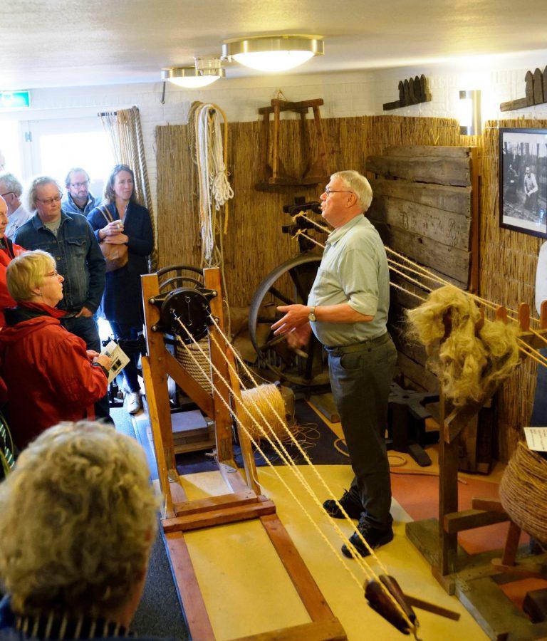 Open middag Oudheidkamer  Moordrecht tijdens festival  in Moordrecht