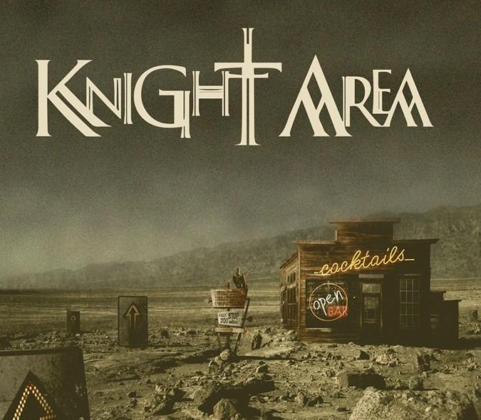 Knight Area op podium bij ProgFrog