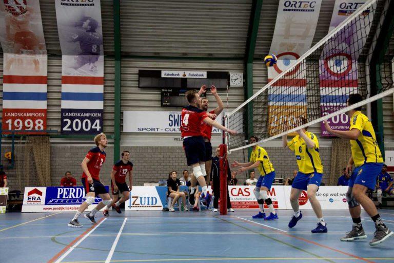 Zuidplas sportweekeinde : remisie voetbalderby, IJsselvogels winnen, zowel ZVH en VCN stijgen in stand topdivisie