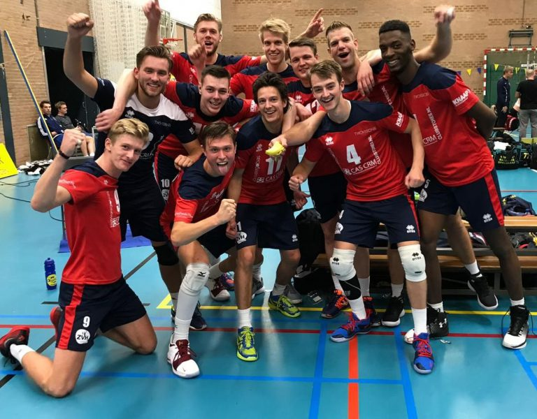 Zuidplas sportweekeinde : CKV Nieuwerkerk weer gewonnen, winst in vijfde set voor ZVH en VCN