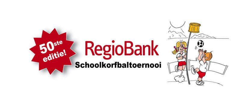 Jubileum editie schoolkorfbal bij IJsselvogels