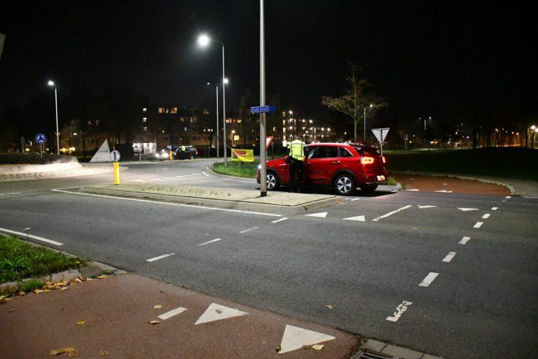 Vier bestuurders betrapt bij alcoholcontrole door politievrijwilligers in Waddinxveen