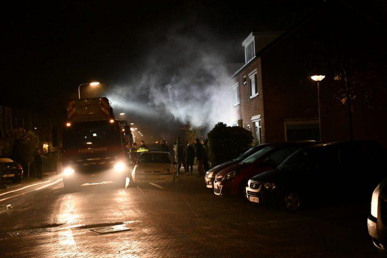 Rookmelders redden gezin in Zevenhuizen na brand in vaatwasser
