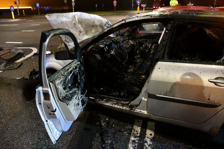 Weer autobranden Waddinxveen – Politie zoekt getuigen