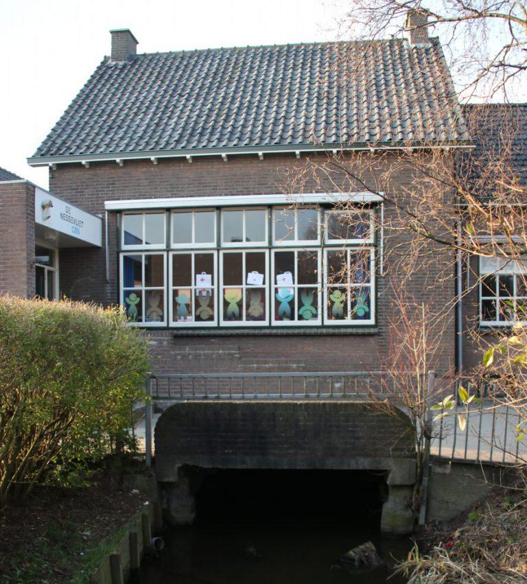 Basisschool Nessevliet in Oud Verlaat gesloten na Corona besmetting leerkrachten