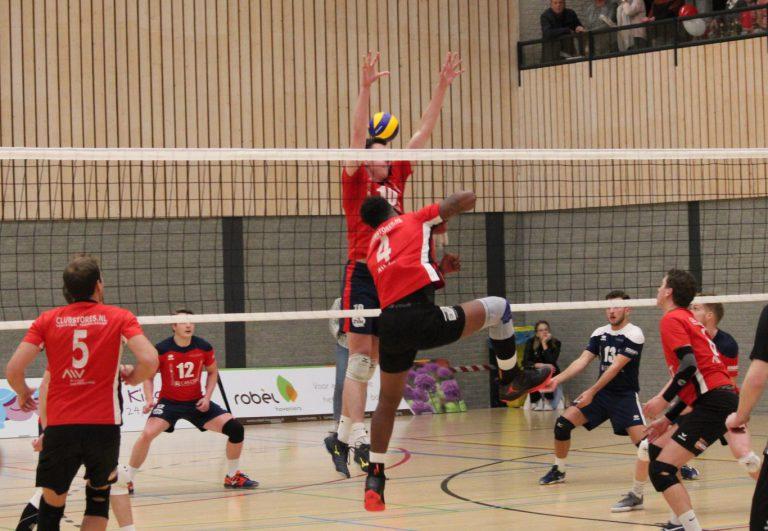 Vooruitblik sportweekeinde : Volleybal en voetbalderby én voetbaltopper in aantocht