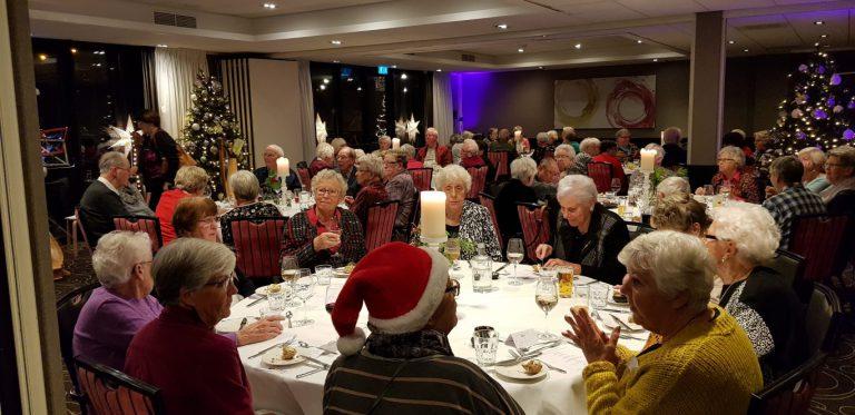 Welzijn Zuidplas brengt ouderen samen met kerst