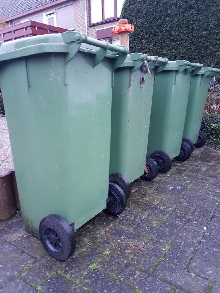 PvdA/GL en D'66 stellen vragen over GFT afval bij hoogbouwflats
