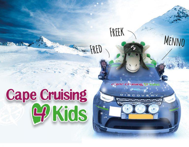 Fred en Menno (st)rijden voor zieke kinderen van het Groene Hart Ziekenhuis