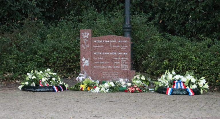 Indiëmonument naar nieuw gedenkplein aan de Kerklaan in Nieuwerkerk aan den IJssel, geen aparte herdenking meer